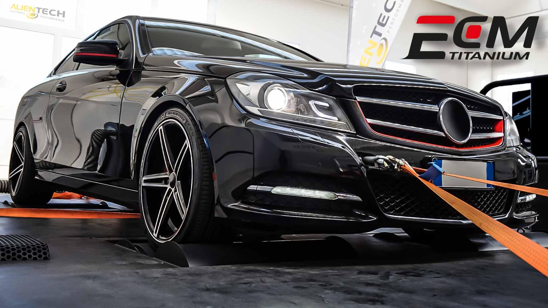 Mercedes-Benz C-Class (W204) 220CDI 170PS - Alientech News