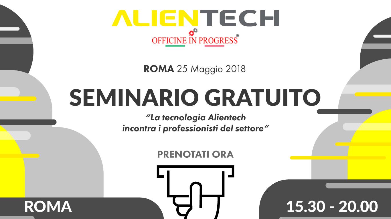 alientech seminario gratuito 25 maggio 2018