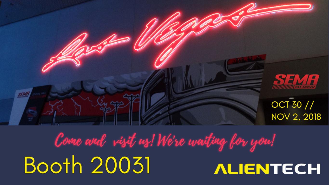 SEMA 2018 Alientech