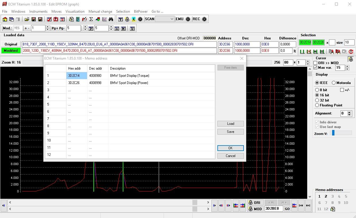 ECM Titanium 2 0: new software update! - Alientech News & Blog