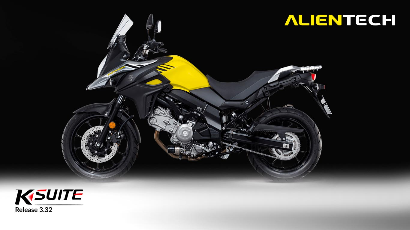 2019 SUZUKI V-Strom DL650: now supported by K-TAG - Alientech News