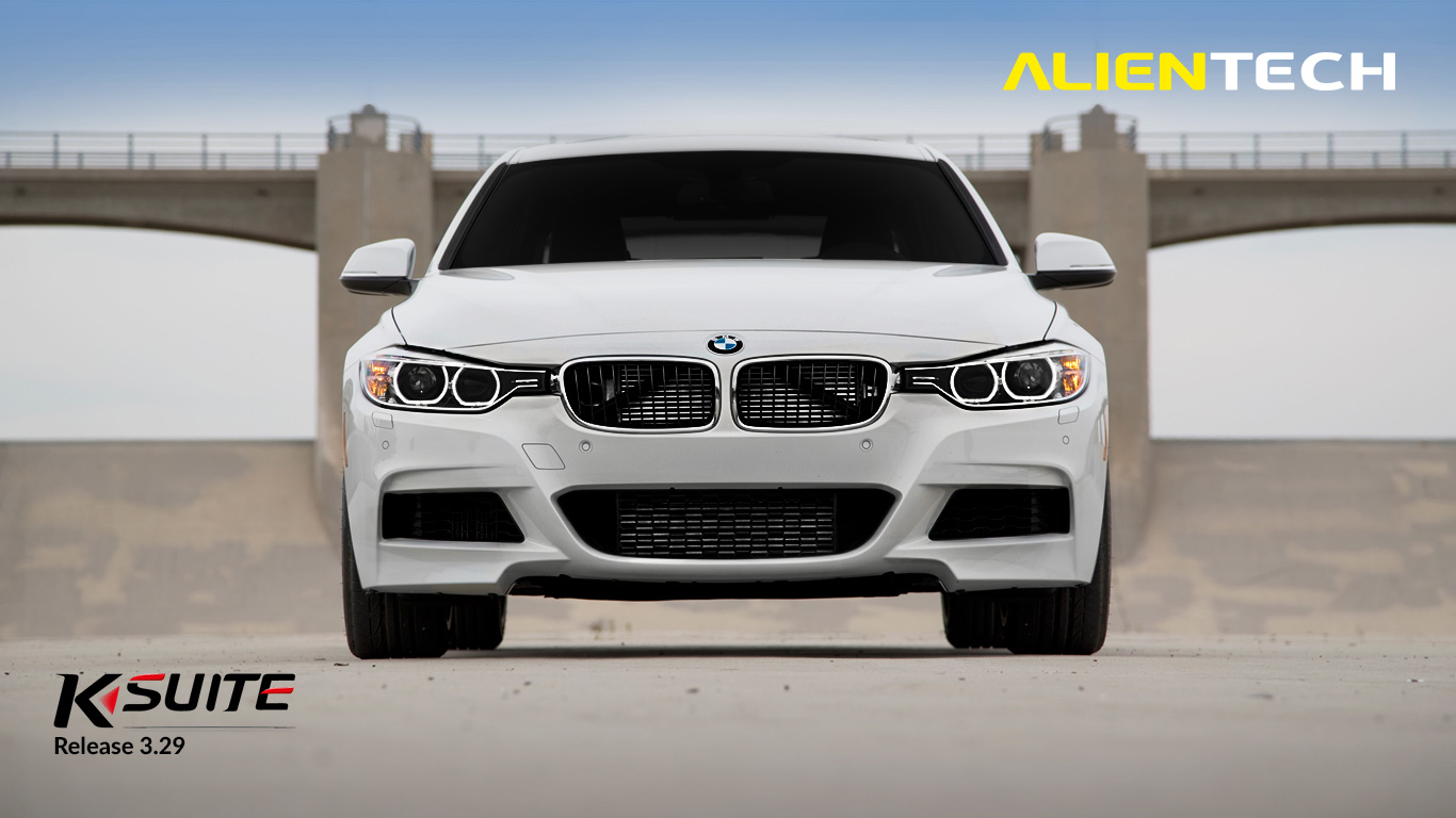 KESSv2: BMW 3 Series 335i xDrive now in OBD! - Alientech News & Blog