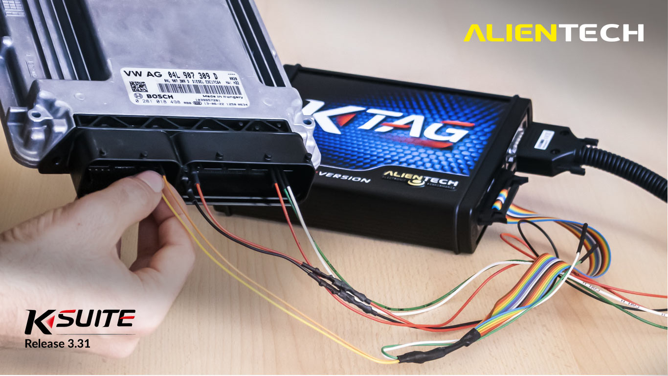 Why open the ECU? New K-TAG mode! - Alientech News & Blog