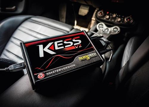 KESSv2: MY 2017 Jaguar and Land Rover in OBD2! - Alientech