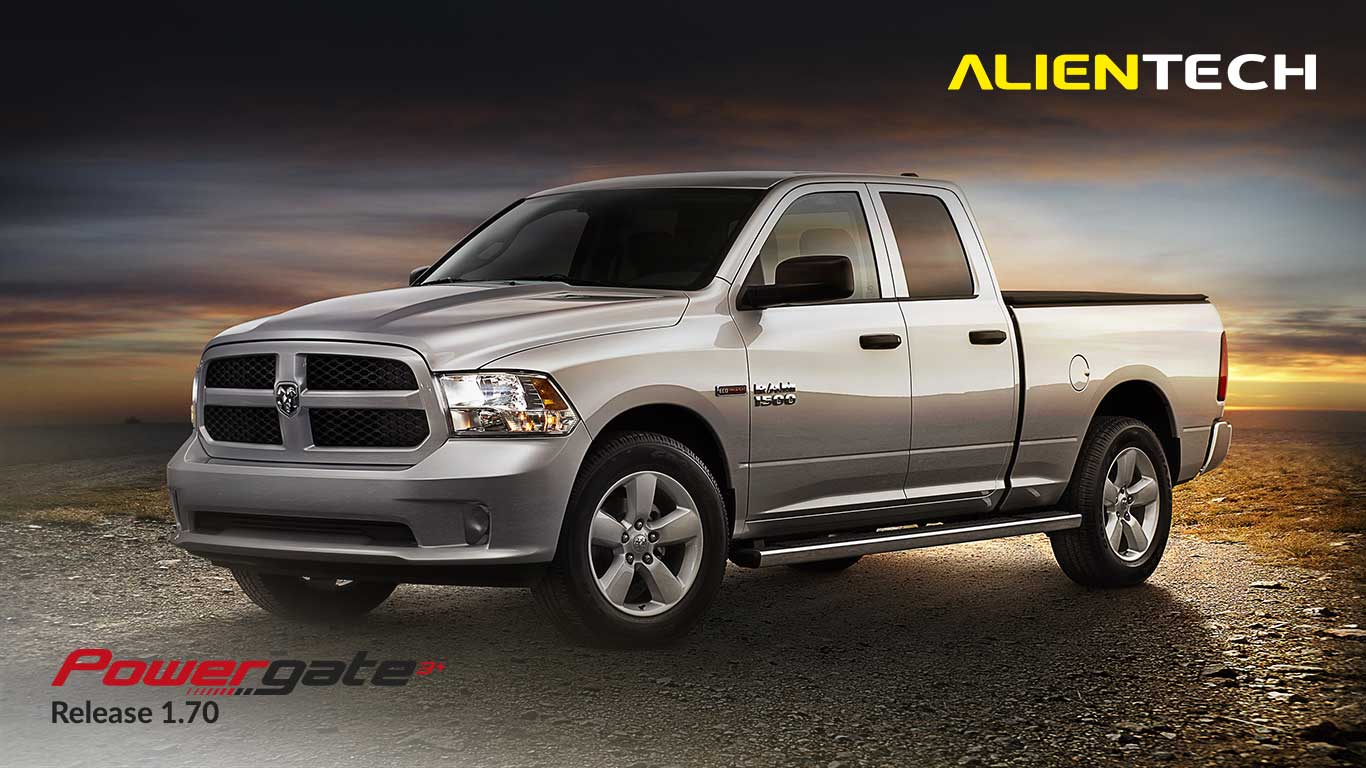 Dodge Ram Ecodiesel >> Dodge Ram Ecodiesel Now Supported By Powergate3