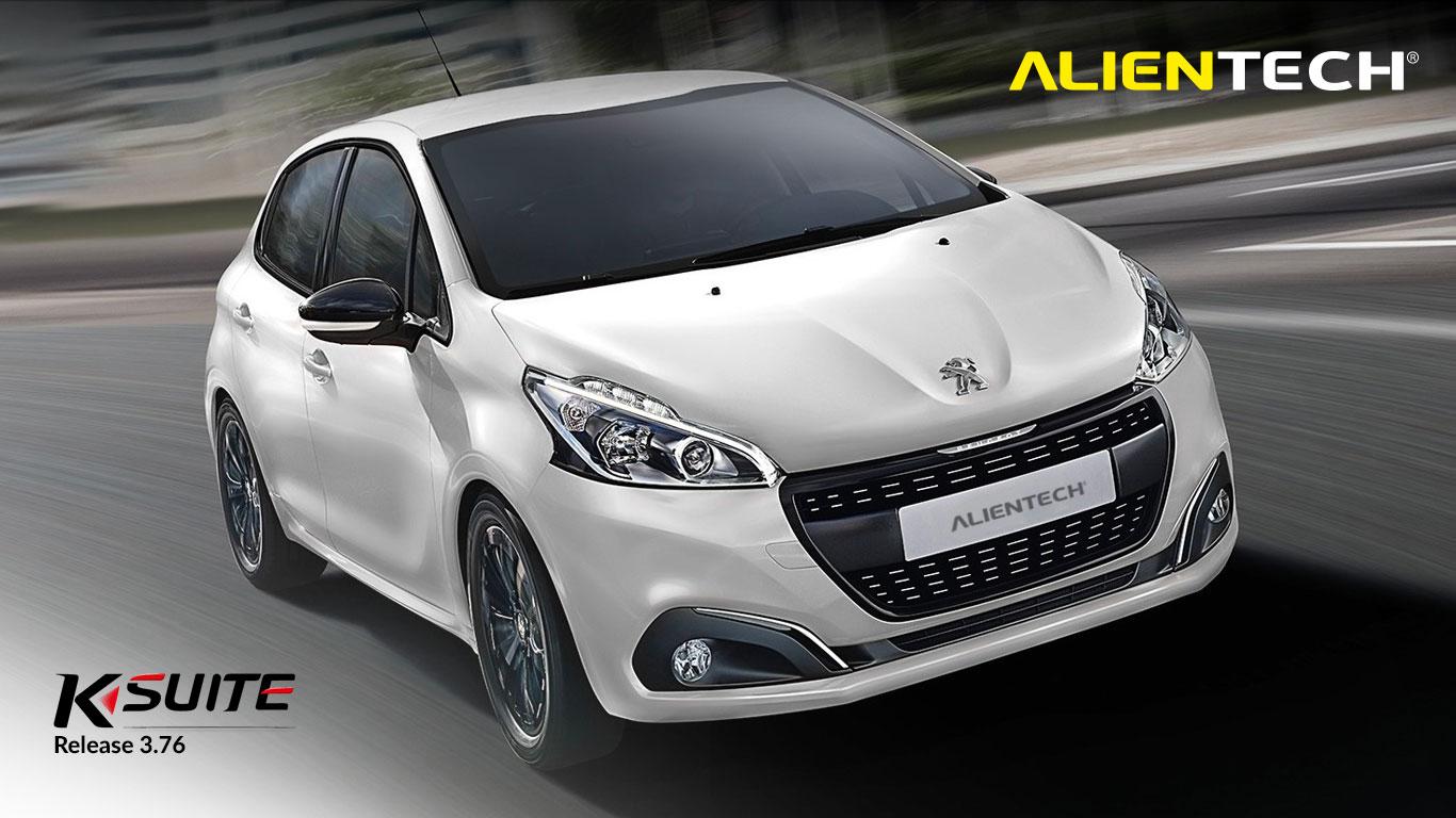 Peugeot 2008 neues modell 2020