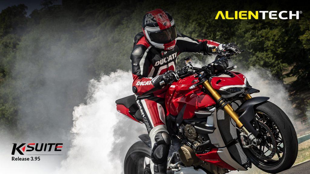 Ducati Streetfighter 1100 V4S