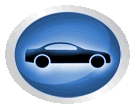 car blu bianco