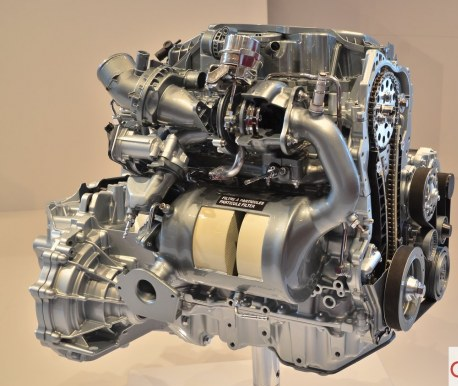 engine nissan
