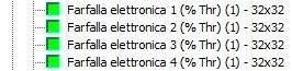 farfalla elettronica