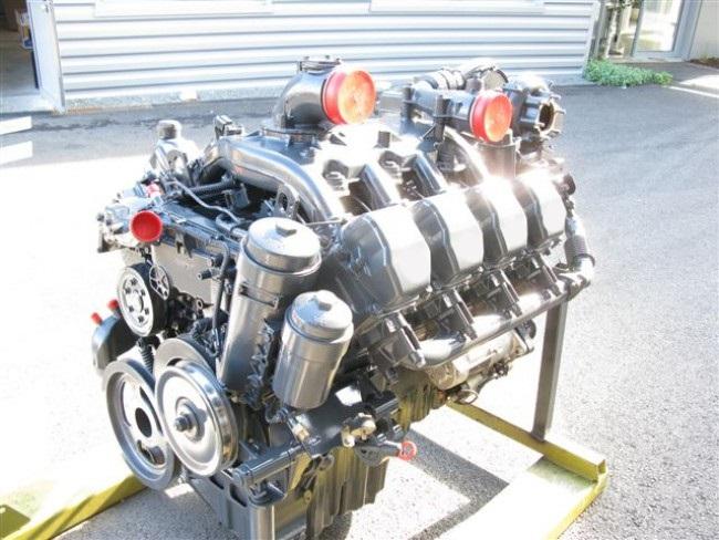 motore mercedes claas lexion